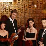 Ariel String Quartet Eine Kleine Summer Classical Music Festival
