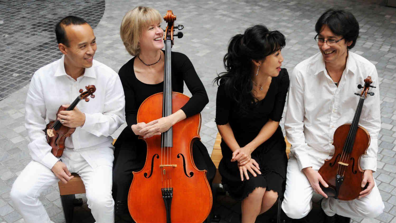 Muse Ensemble Slider EKSM Classical Chamber Music Festival