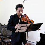 Nikki Chooi at EKSM Classical Chamber Music Festival 2012