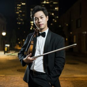 Timothy Chooi at EKSM Classical Summer Chamber Music Festival