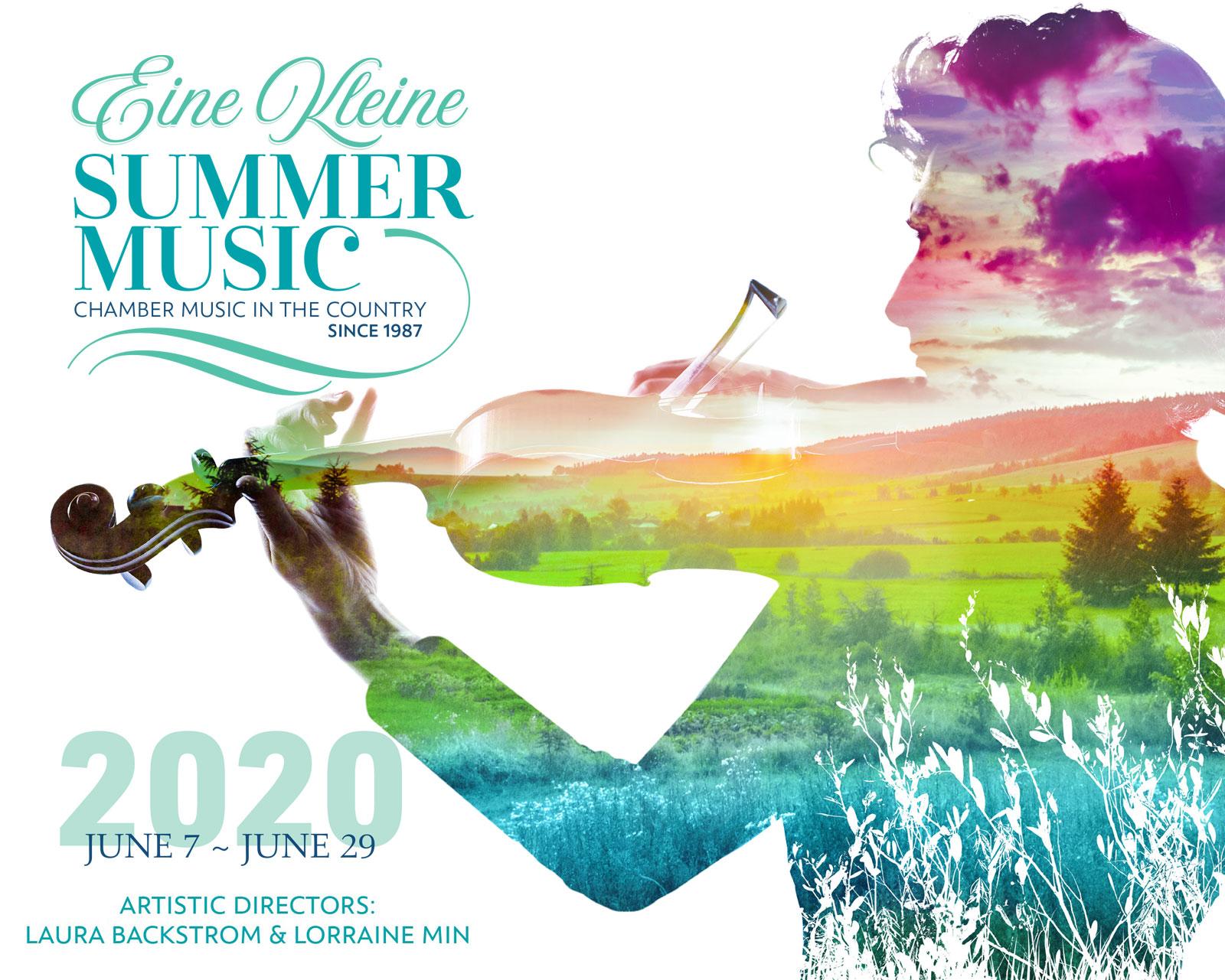 2020 Poster Eine Kleine Summer Music