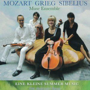 Muse Ensemble CD Eine Kleine Summer Classical Music Festival