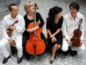 Muse Ensemble Nikki Eine Kliene Summer Classical Music Festival