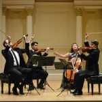 Calidore String Quartet at EKSM Classical Summer Chamber Music Festival